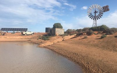 RURAL OFF GRID PROJECT – REMOTE SHEEP STATION, WHYALLA SA